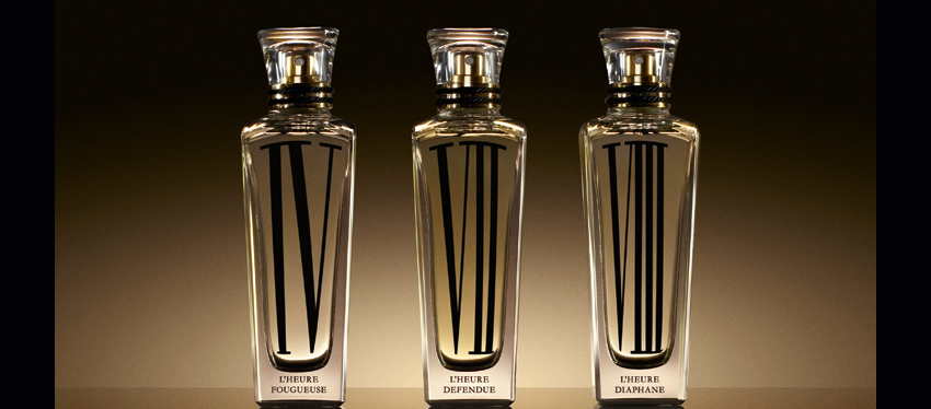 Parfum Heures De New Cartier Additions To Lune And Les D2W9IYEH