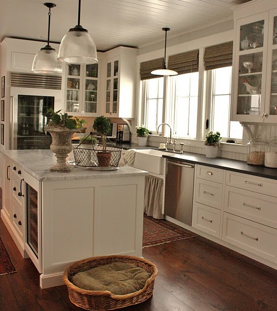 Must Have Elements For A Dream Kitchen: Quarter Acre Cottage: Elements Of My Dream Kitchen