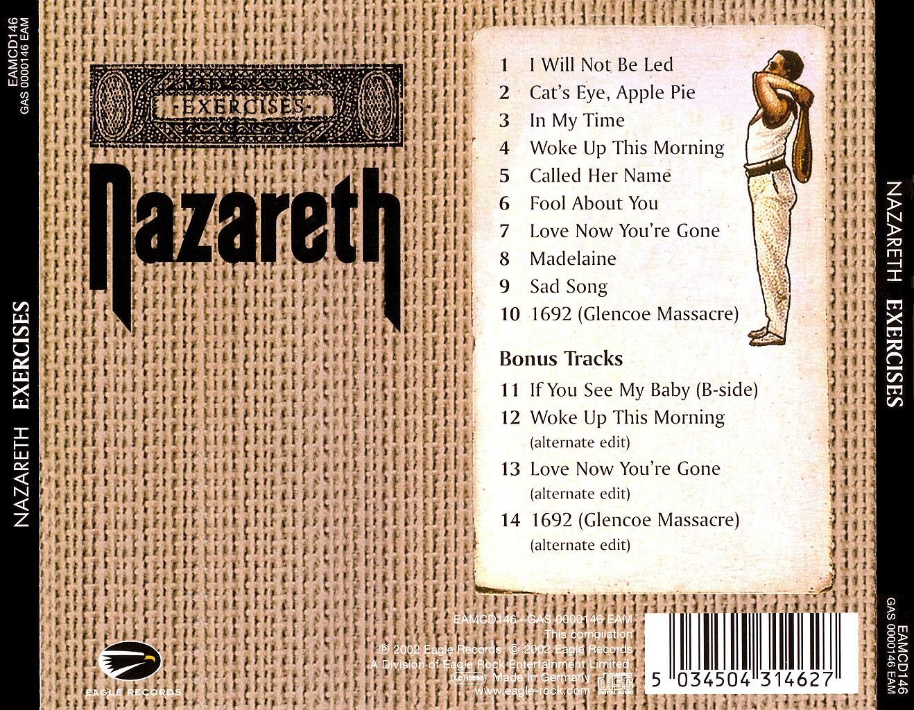 Musicotherapia Nazareth Exercises 1972
