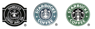 Starbucks - Evolution of Logos & Brand