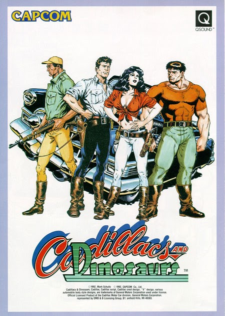 cadillacs and dinosaurs pc gratuit 01net