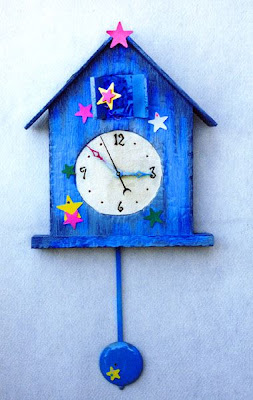 Mom S Turf Whimsical Wall Clocks And Modern Retro Wall Clocks