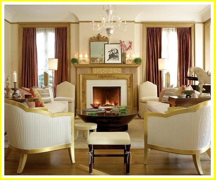 Rooms Of Inspiration: A Beautiful Cozy Living Room