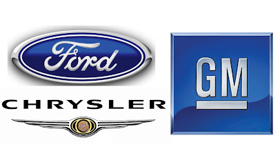 Ford, GM, Chrysler