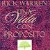 Una VIda Con Proposito Rick Warren