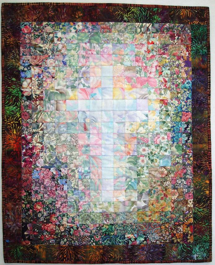 Exuberant Color : Colorwash Quilts