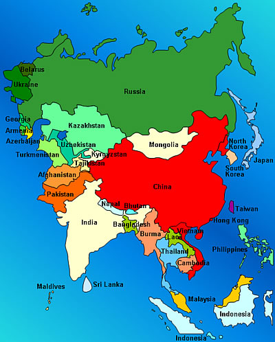 asia kart Jet Set Smart: JET SETTING TO ASIA