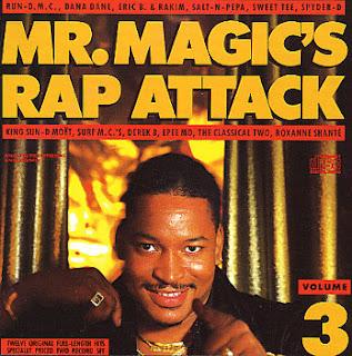 Mr. Magic Rap Attack Vol.3