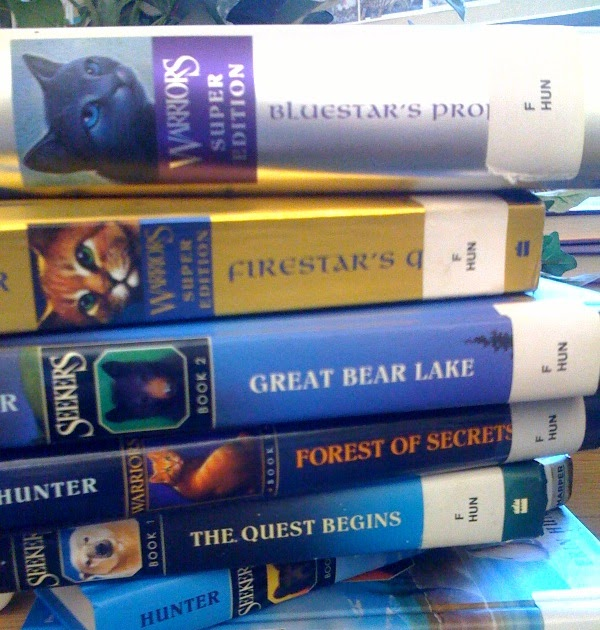 Warriors Erin Hunter Book Review: So Many Books...So Little Time: Warriors: The Lost Warrior