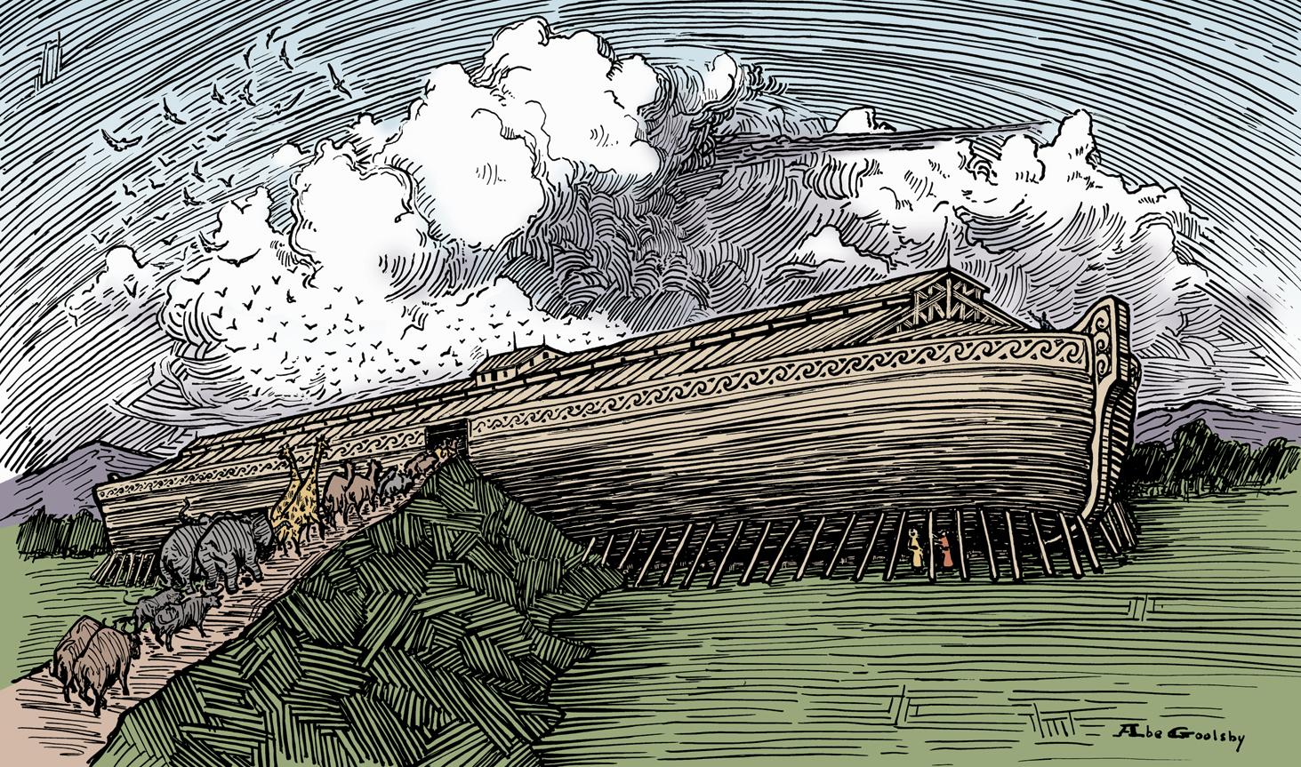 The Guild of Bezalel: HCSBSB: Noah's Ark
