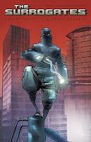 The Surrogates - Cover Comic Book