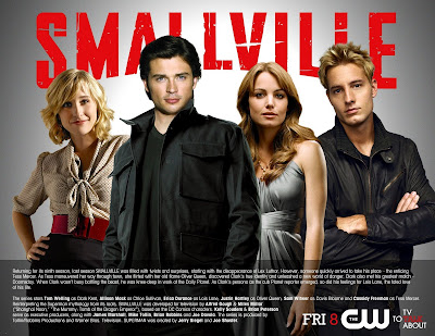 Smallville Season 9 Trailer