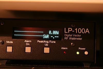 VK6IA Amateur Radio Station: VK6IA Shack Update