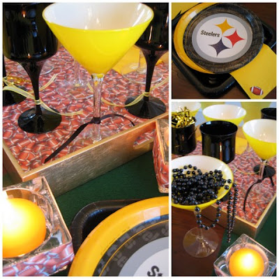 Check out some great fun easy super bowl party ideas for your upcoming celebration