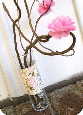 DIY Non-Floral Table Centerpiece - Oh My Creative