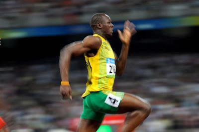 K.: Usain Bolt, el padre del viento
