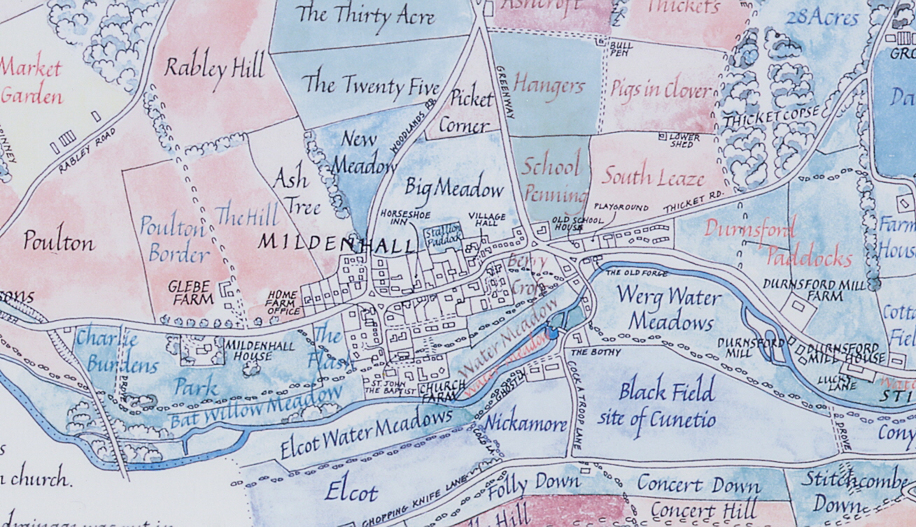 Mildenhall England Map.England Road Ways Two On The Loose Travel Humanities Photos
