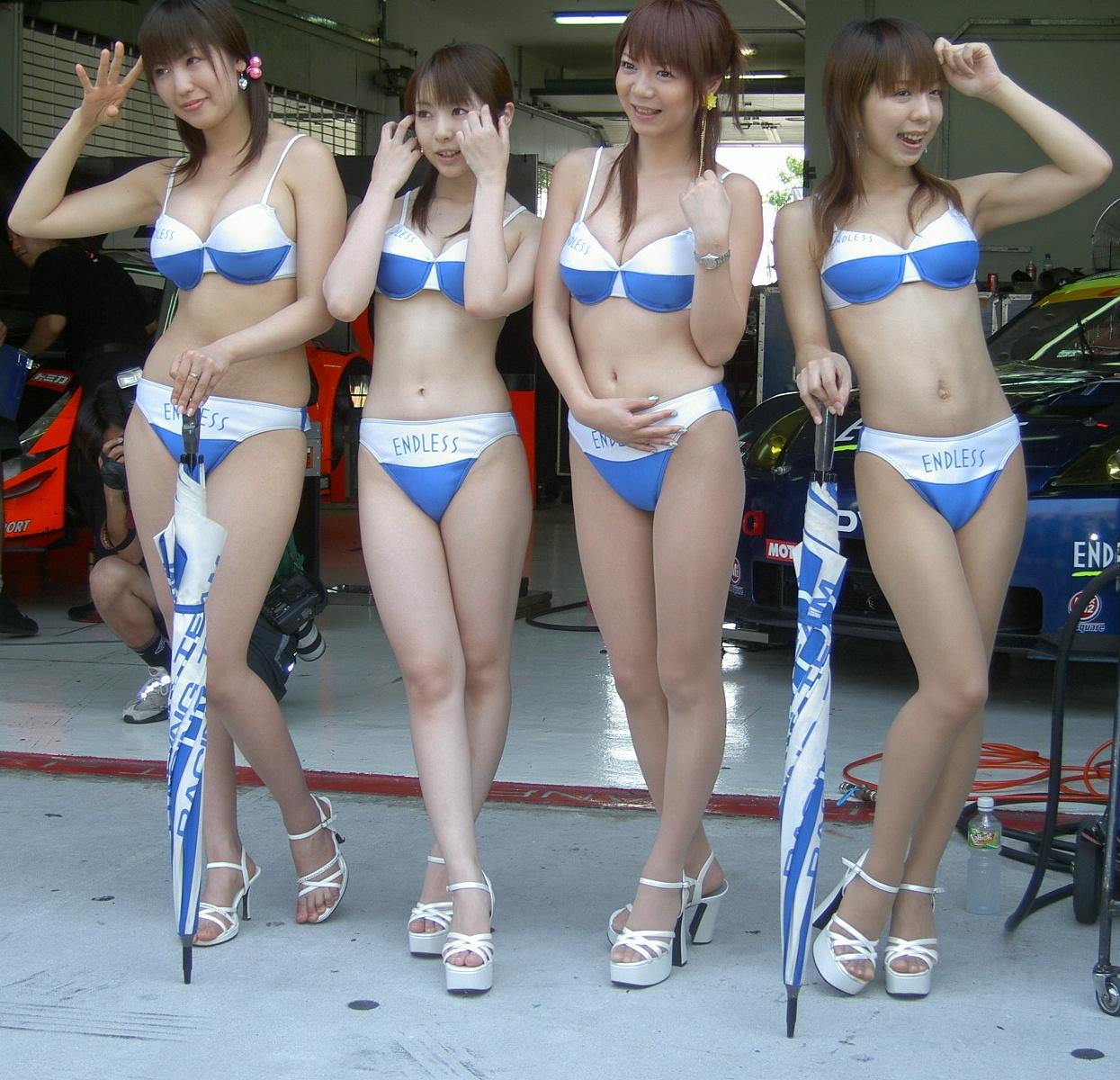Japan Race Queens - Galeria 1 Foto 1