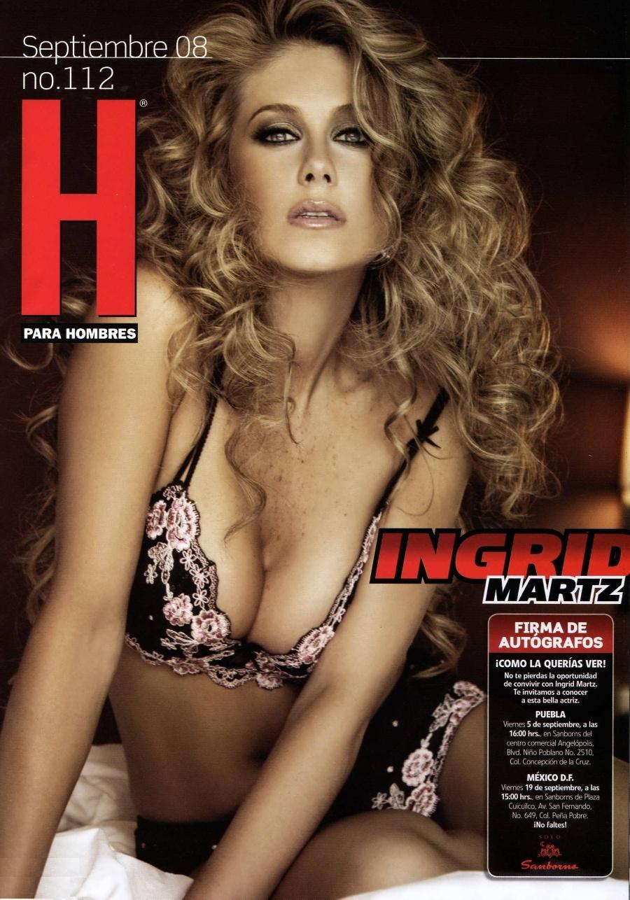 Ingrid Martz - Galeria 3 Foto 1