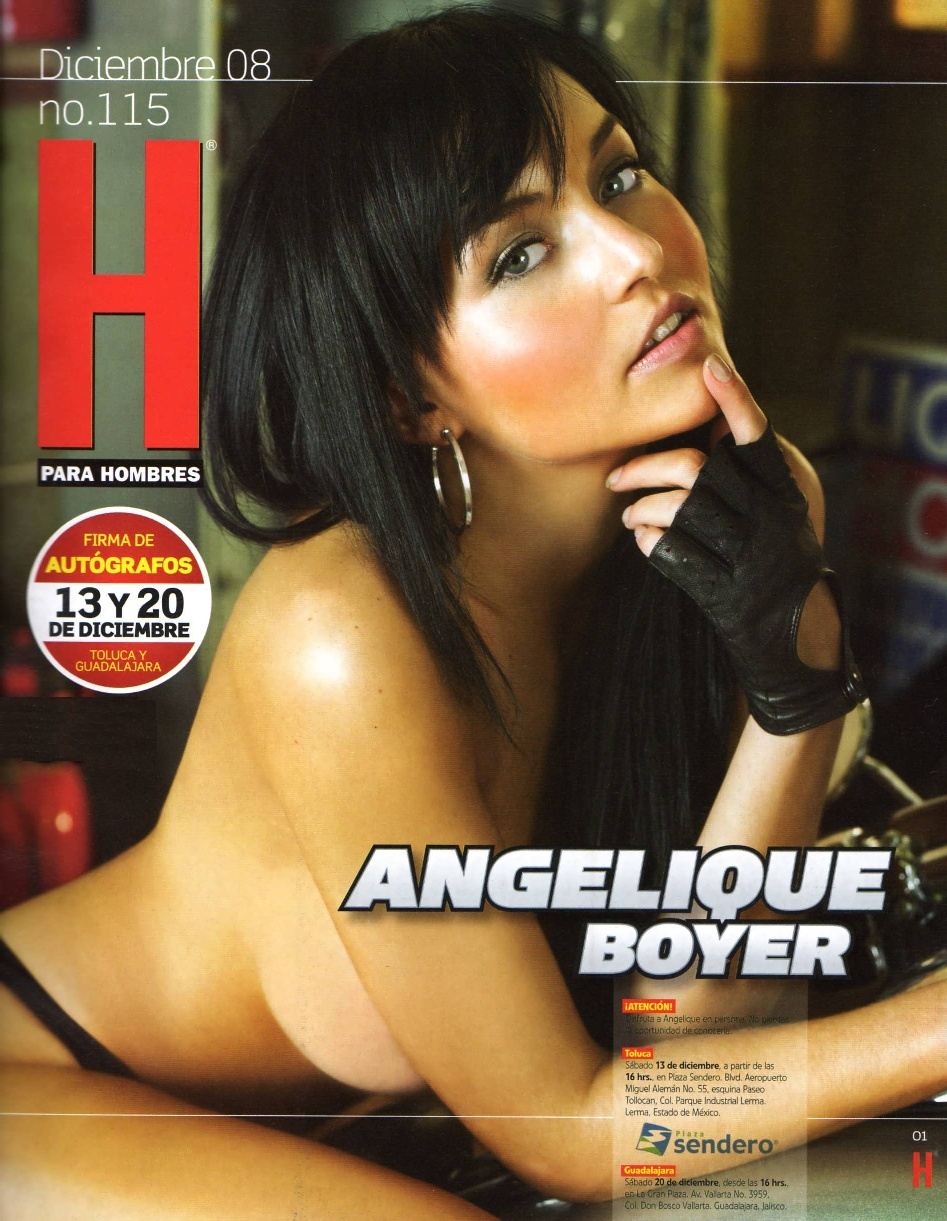 Angelique Boyer - Galeria 7 Foto 1