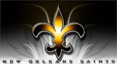 New Orleans Saints Aero Theme For Windows 7