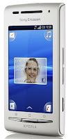 Sony Ericsson XPERIA X8 low price