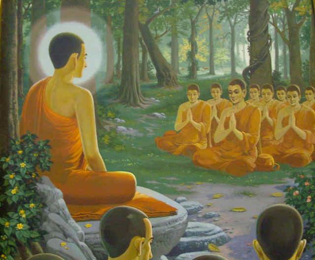 Inti Sari Ajaran Buddha