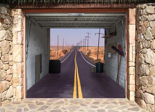 10 Cool Garage Doors Designs Tips4design
