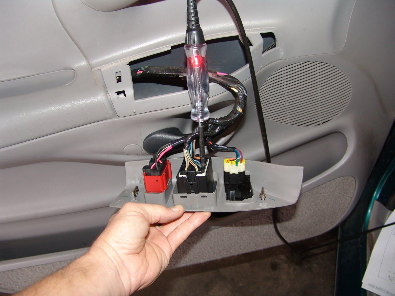 Dsc on Ford Mustang Gem Module Location