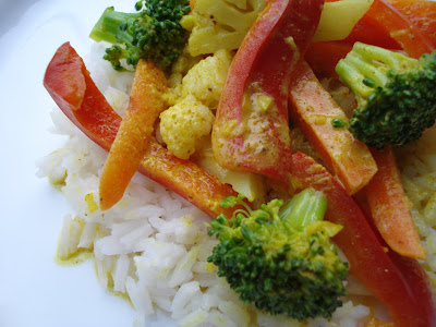 Vegetable Curry I One Lovely Life
