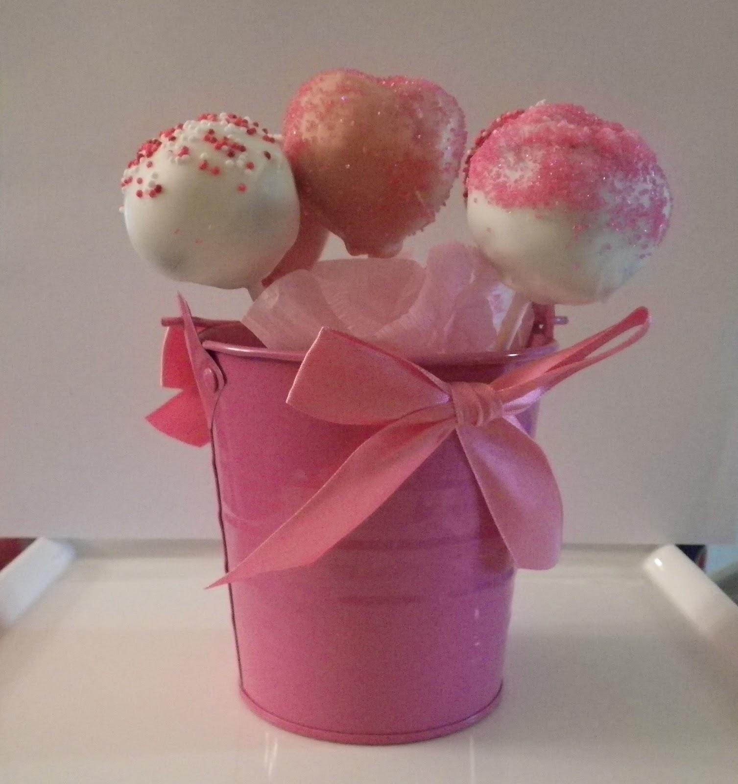 Simply Cake Valentine S Day Cake Pops