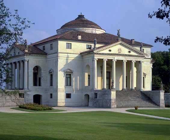 Elines design-blog: Design theory: Palladio, Late ... Modern Palladian Architecture