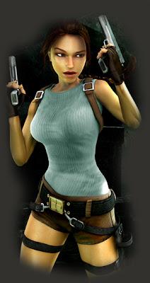 Lara Croft: Tomb Raider Anniversary Hits the Wii