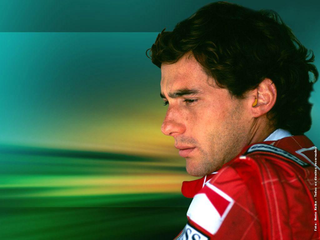 Não Importa O Que Você Seja Quem Ayrton Senna: Eu Adoro Voar!: Setembro 2010