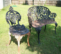 Tools Women Paint Cast Iron Furniture