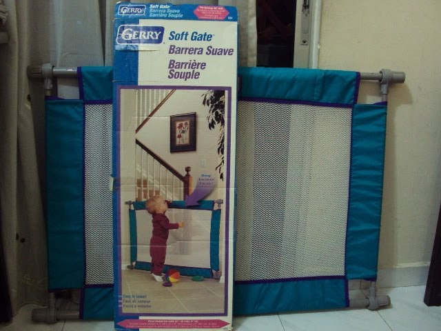 Toys4toddlers Gerry Soft Gate