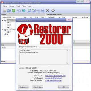 PRO TÉLÉCHARGER RESTORER2000