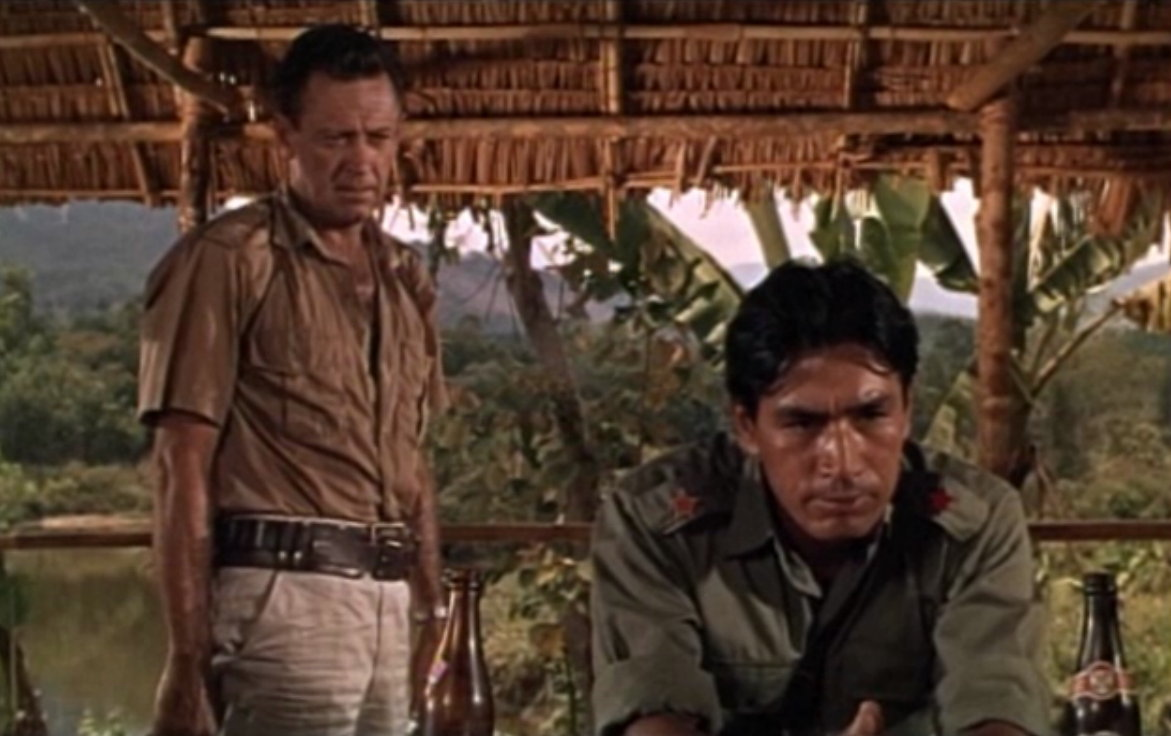 Image result for william holden 7th dawn