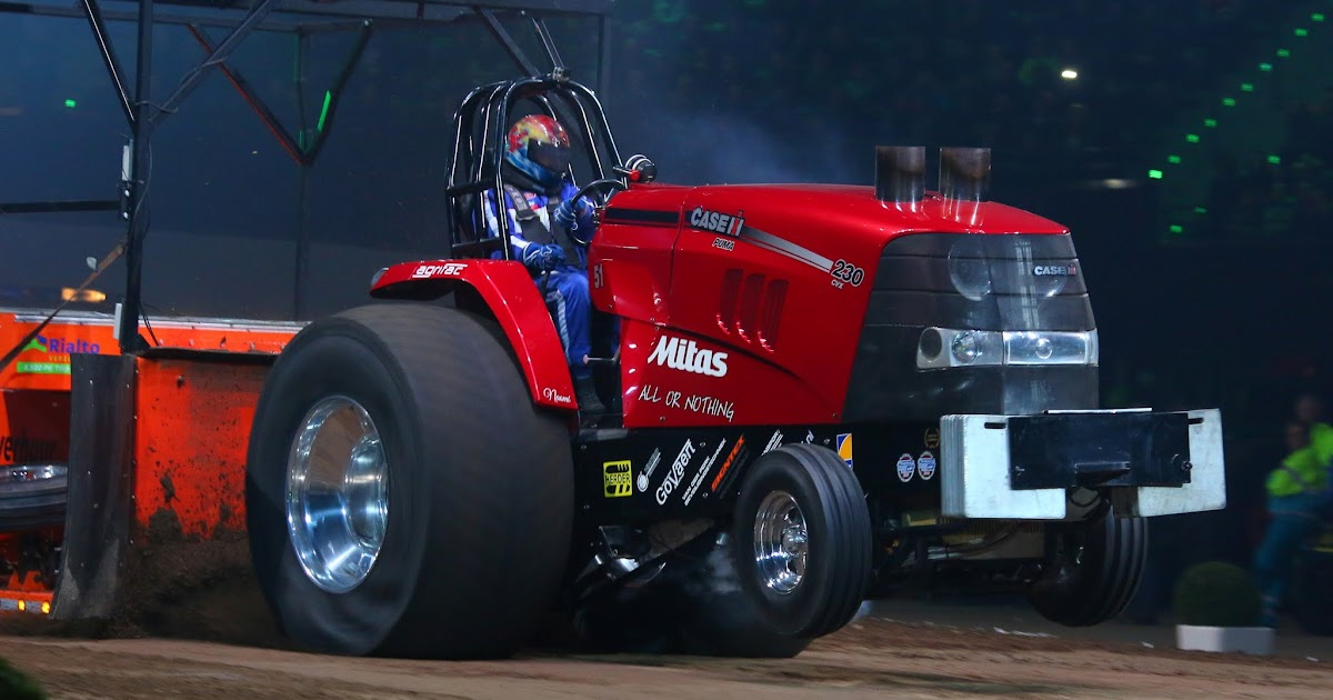 Cut Tractor Pulling Tires : Tractor pulling news pullingworld new mitas