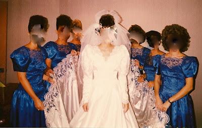 Weddingzilla: Ugly Fugly Bridesmaid Dresses, Pics of ...