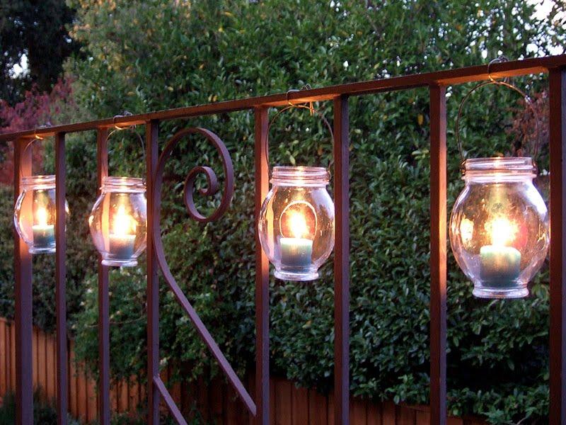 Resultado de imagen para lamparas con velas colgantes