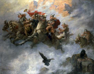 Games Design: Þrúðr & The Valkyries