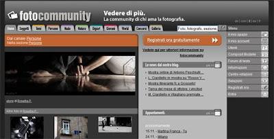 Sito Web di incontri Flickr