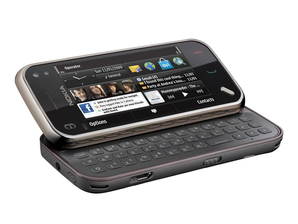 Mobiles Phone 2010 Nokia 8250 Jadul Lifecasting Will Premiere On The New N97 Mini Companion To Designed With A Social And Style Conscious Consumer In Mind