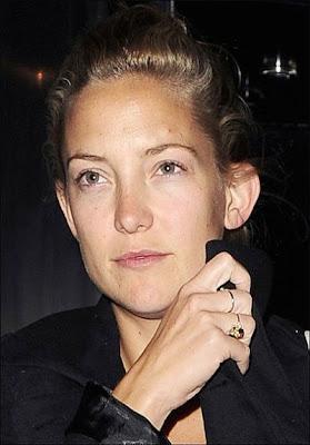 Olha a Kate em um dia de descuido. Vem ni mim, makeup!