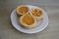 Frozen Orange Cups