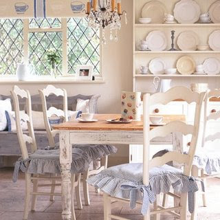 Wooden Bead Chandelier Dining Rooms