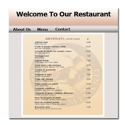 Restaurants Website - Create One For Profits