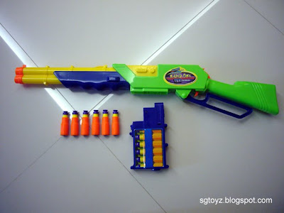 Nerf Winchester