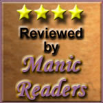 4 Stars for DOG NANNY from Manic Readers Reviews